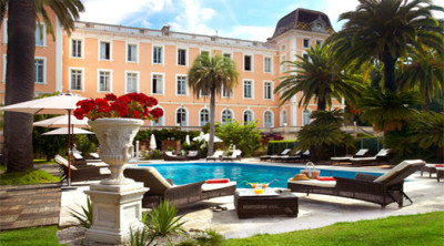 Historic Hotels of Europe I L'Orangeraie
