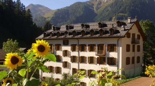 Historic Hotels of Europe - Hotel Ofernhorn
