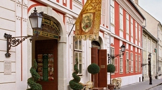St. George Hotel, Budapest
