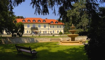 Historic Hotels of Europe - Castle Hotel Degenfeld