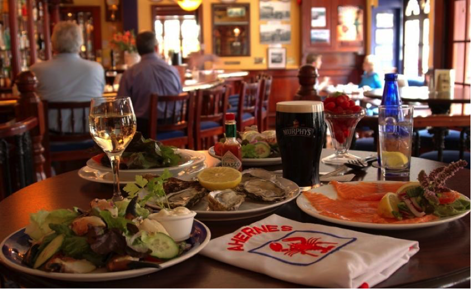Ahernes-Seafood-Bar&Townhouse-Hotel-Cork-Ireland