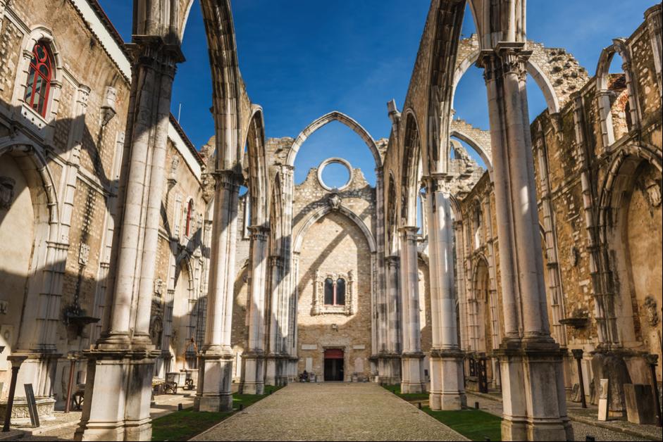 Carmo-Convent-Lisbon