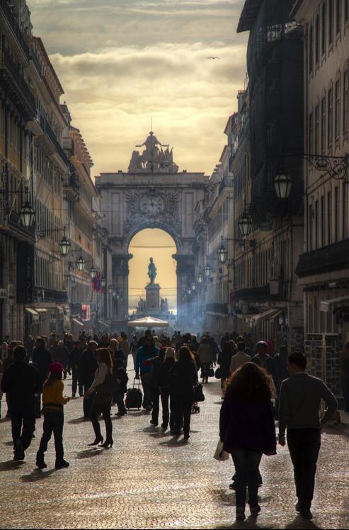 Lisbon-shopping