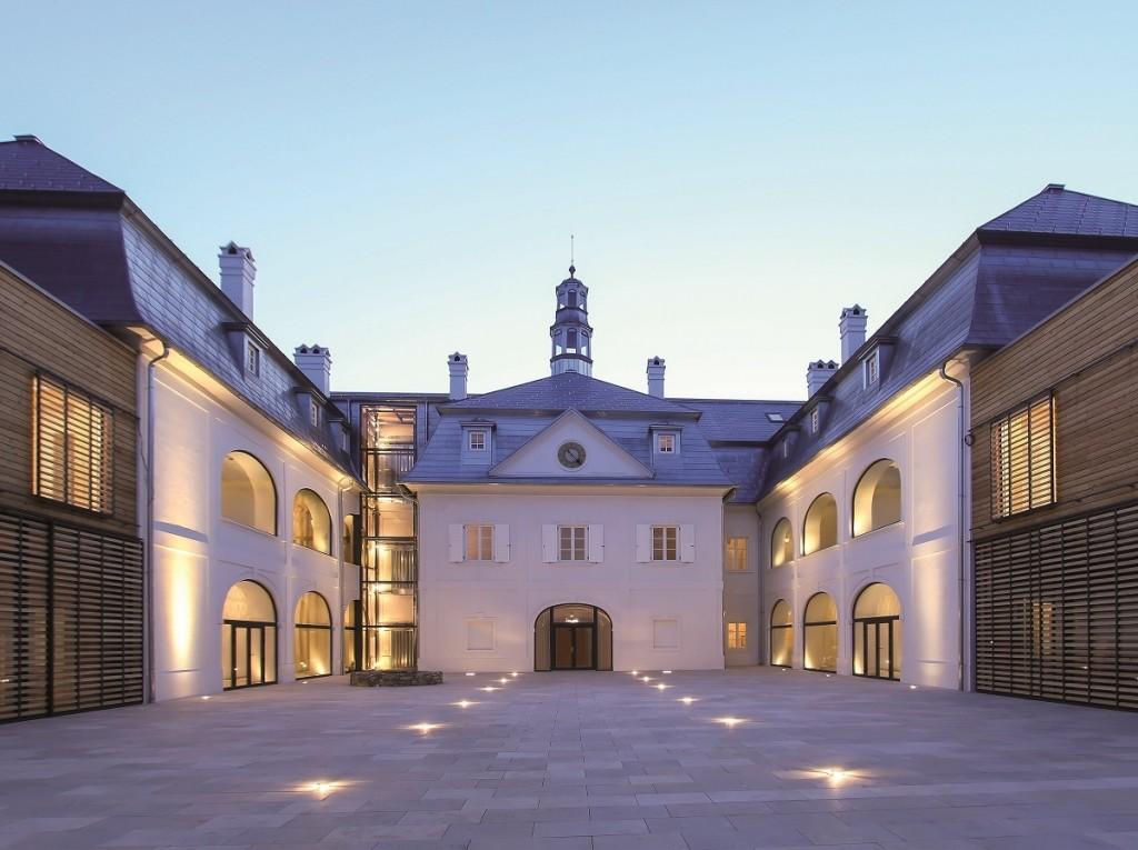 Chateau-Gbel'any-Slovakia
