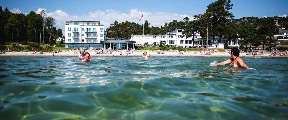 Strand Hotel Fevik Norway
