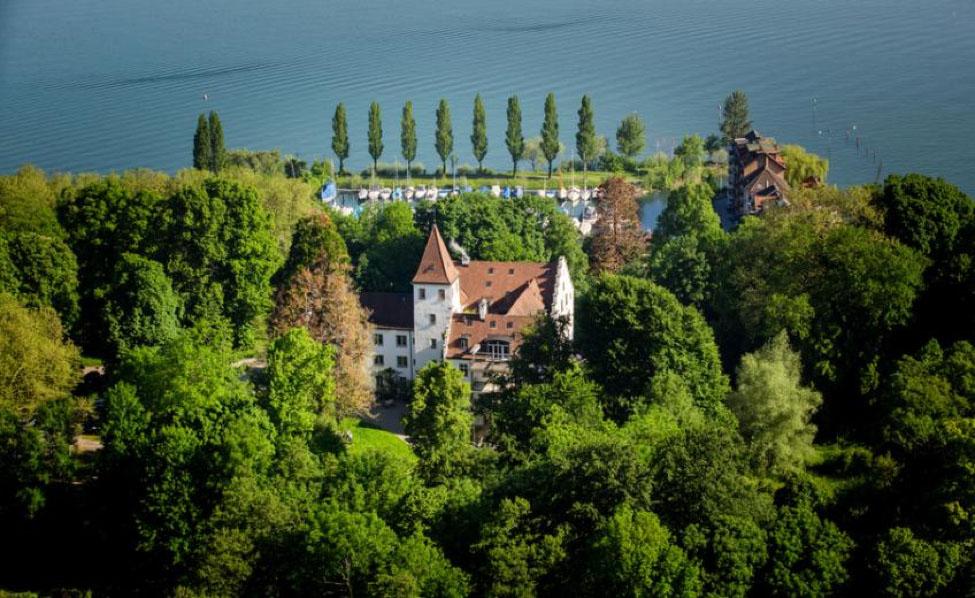 eco hotels Schloss Wartegg