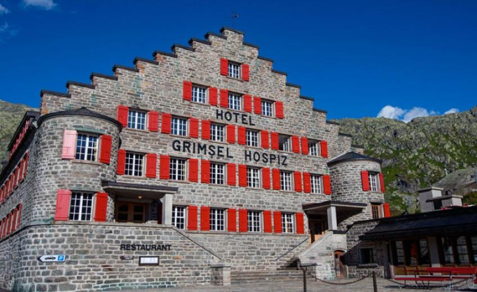 Alpinhotel Grimsel Hospiz, Switzerland