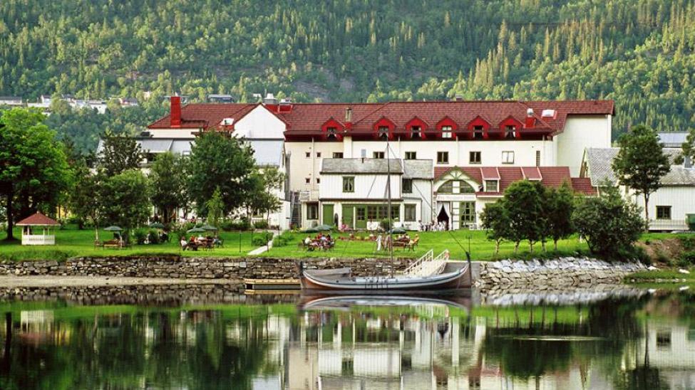 Fru Haugans Hotel, Norway