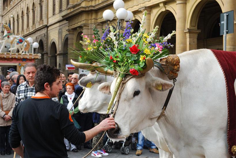 Extravagant Easter celebrations