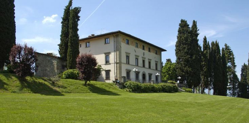 Villa Campestri, Italy - Historic Hotels of Europe