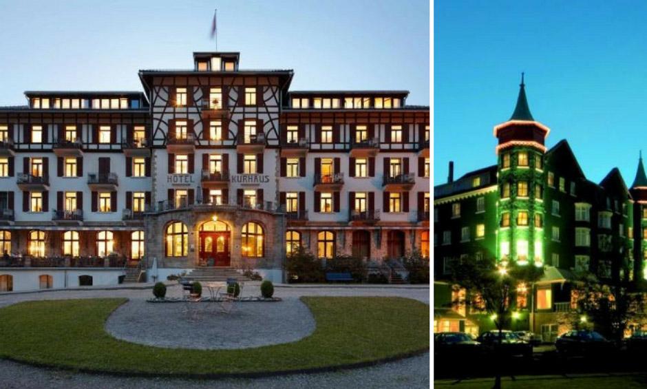 A story to share… Metropole Hotel & Kurhaus Bergün