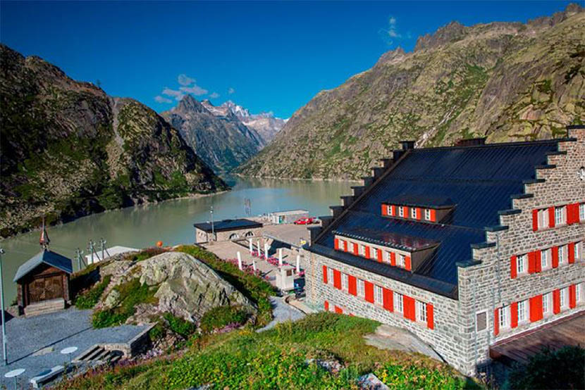 Alpinhotel Grimsel Hospiz Switzerland