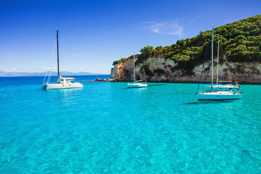 Paxos Instagrammable locations in Greece