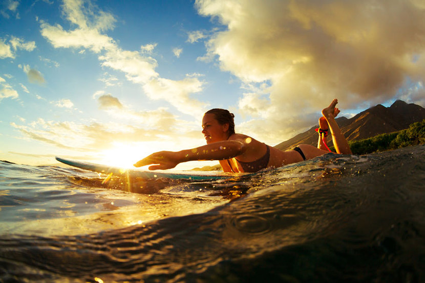 Surf in France