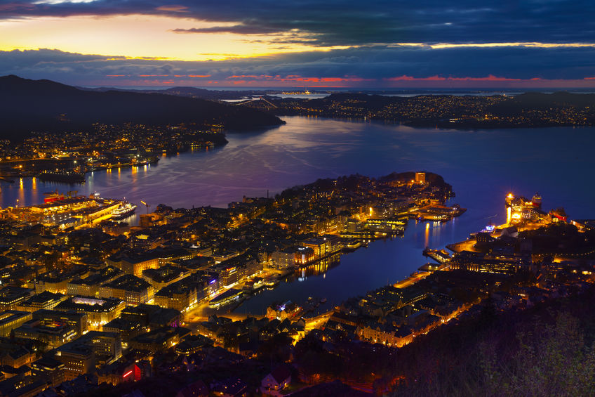 5 best cities for design in Europe - Bergen