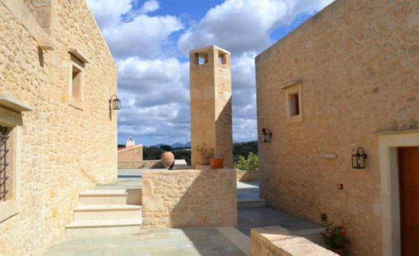 Kapsalina Village, Greece I Historic Hotels of Europe blog