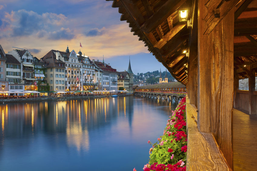 5 best cities for design in Europe - Lucerne