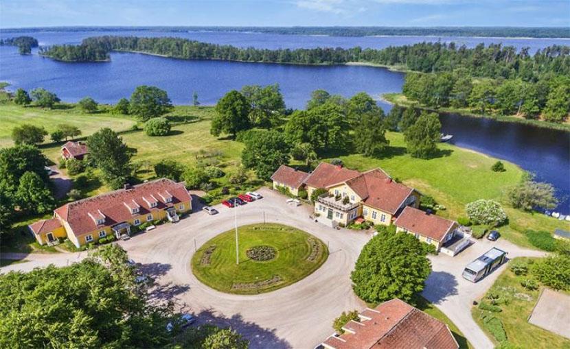 Toftaholm Manor, Sweden I Historic Hotels of Europe