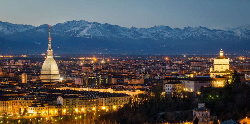 5 best cities for design in Europe - Turin