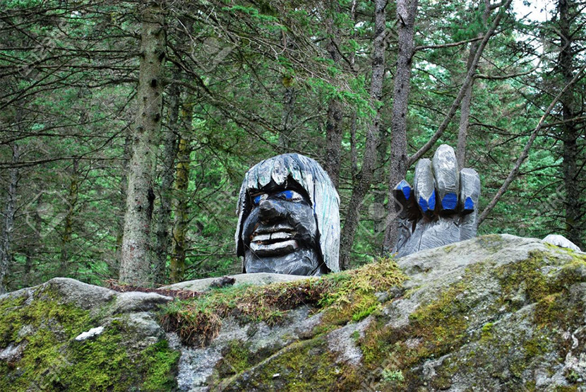 Troll in park, Bergen, Norway - Blog Historic Hotels of Europe