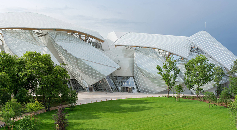 Fondation Louis Vuitton, Paris, France - Blog Historic Hotels of Europe
