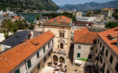 Hotel Cattaro in Kotor, Montenegro