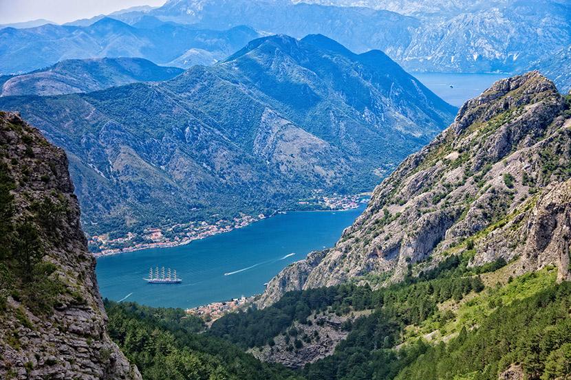 Ladder of Kotor, Montenegro - - Blog Historic Hotels of Europe