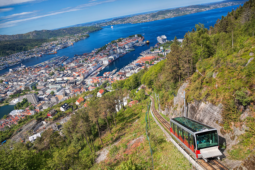 Bergen, Norway - Blog Historic Hotels of Europe