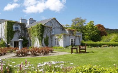 Gregans Castle Hotel, Irland
