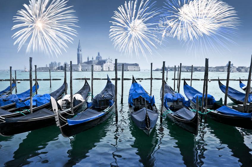 Venice Festa del Redentore
