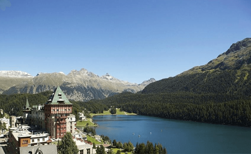 Badrutt's Palace Hotel, Switzerland I Historic Hotels of Europe