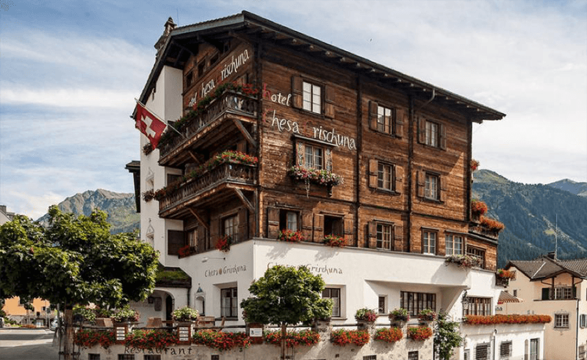 Hotel Chesa Grischuna, Switzerland I Historic Hotels of Europe