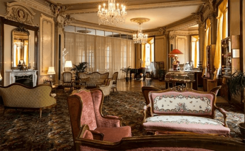 Hotel Giessbach, Switzerland I Historic Hotels of Europe
