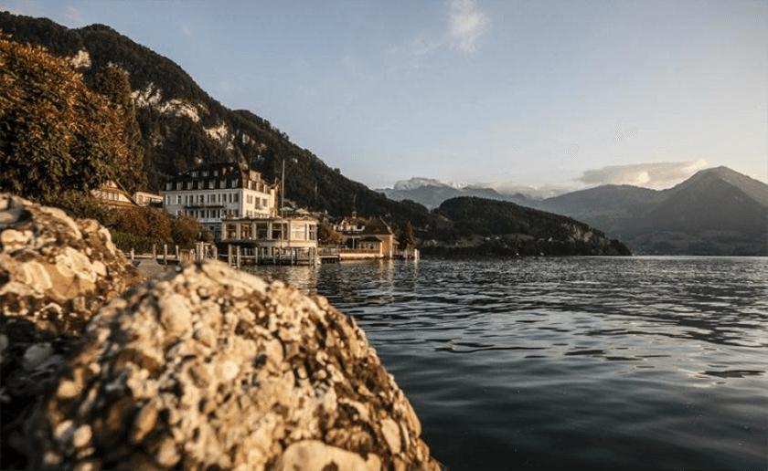 Hotel Terrasse am See, Switzerland