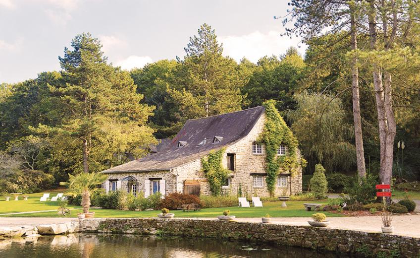 Moulins du Duc, France