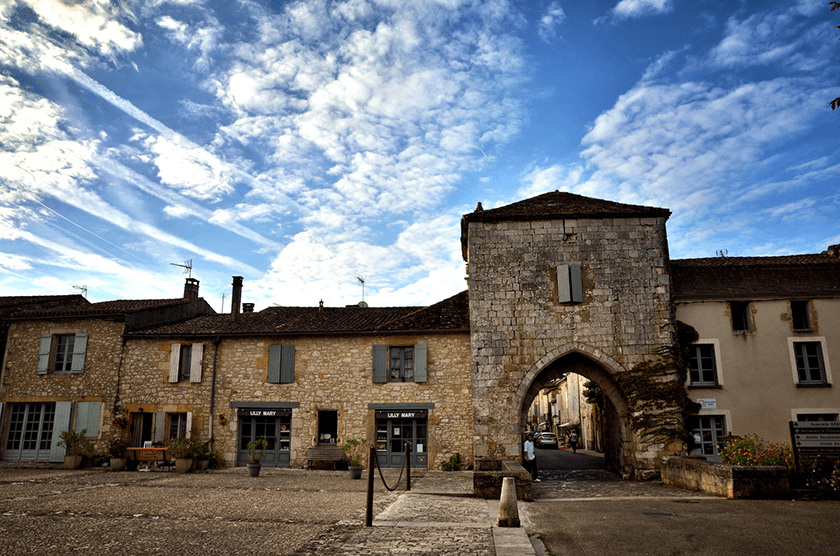 Monpazier France