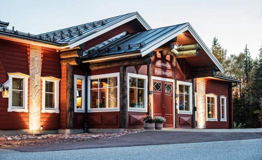 Storsätra Fjällhotell, Sweden