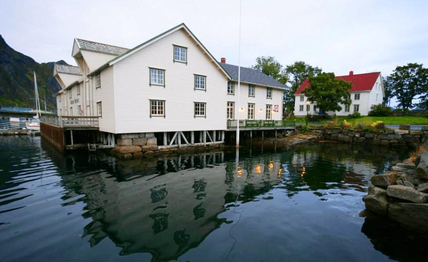 Svinøya Rorbuer, Norway