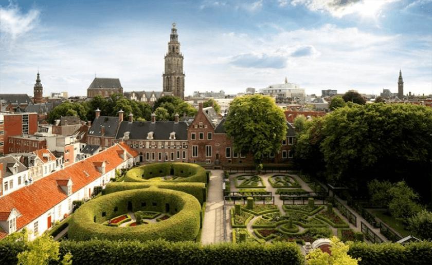 Hotel Prisenhof- Groningen, Netherlands