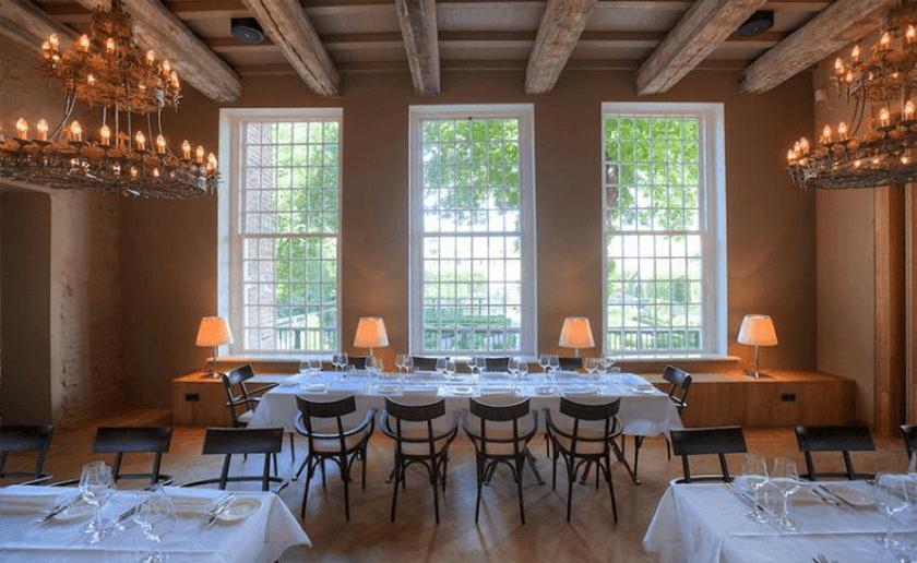 Hotel Prisenhof- Groningen, Restaurant, Netherlands
