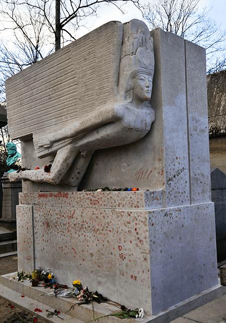 Tomba di Oscar Wilde