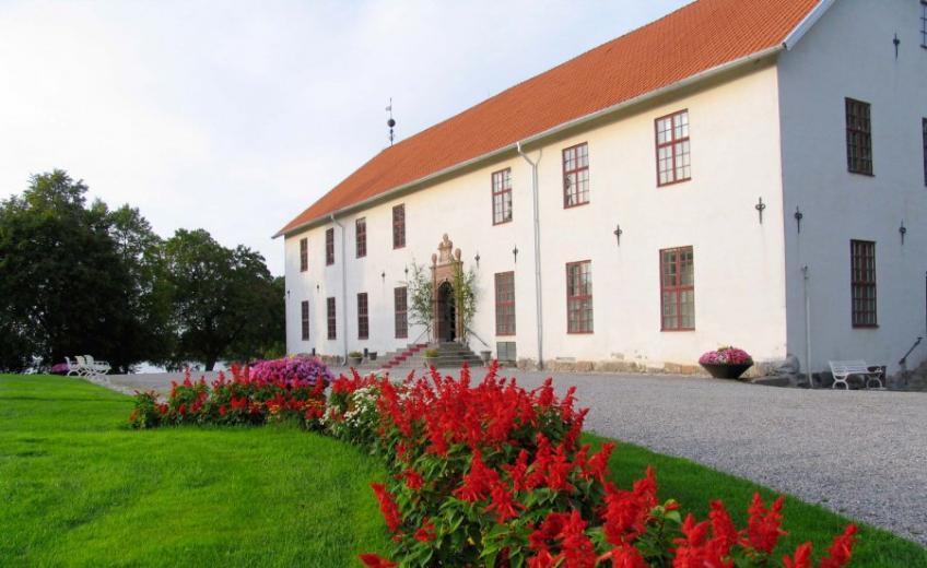 Chateau Sundbyholm, Sweden