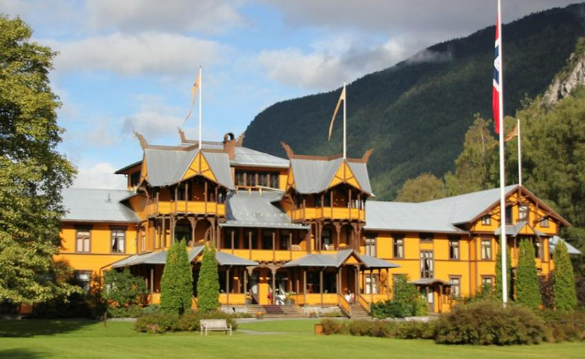 Dalen Hotel, Norway
