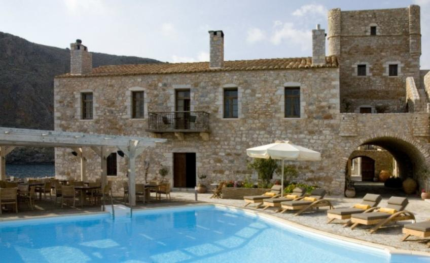 Kyrimai Hotel, Greece