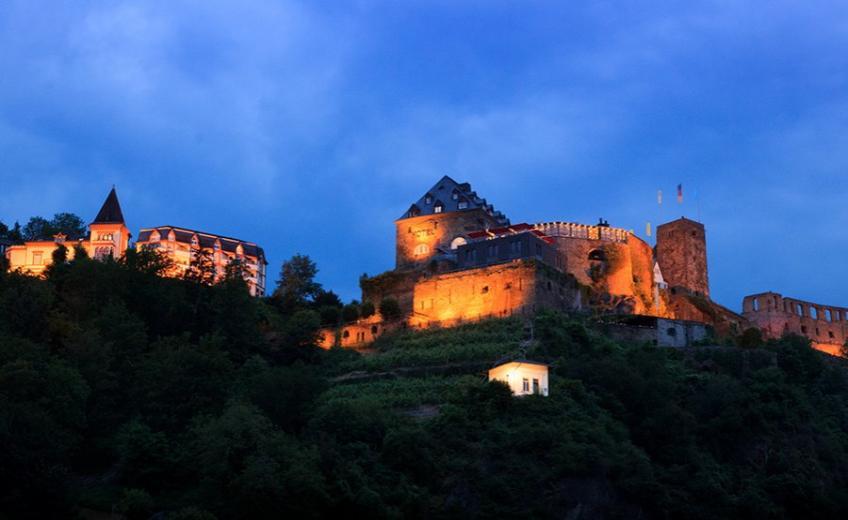 Romantik Hotel Schloss Rheinfels, Germany