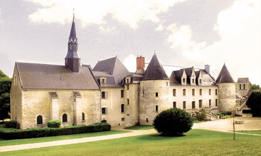 Chateau-de-Reignac-France