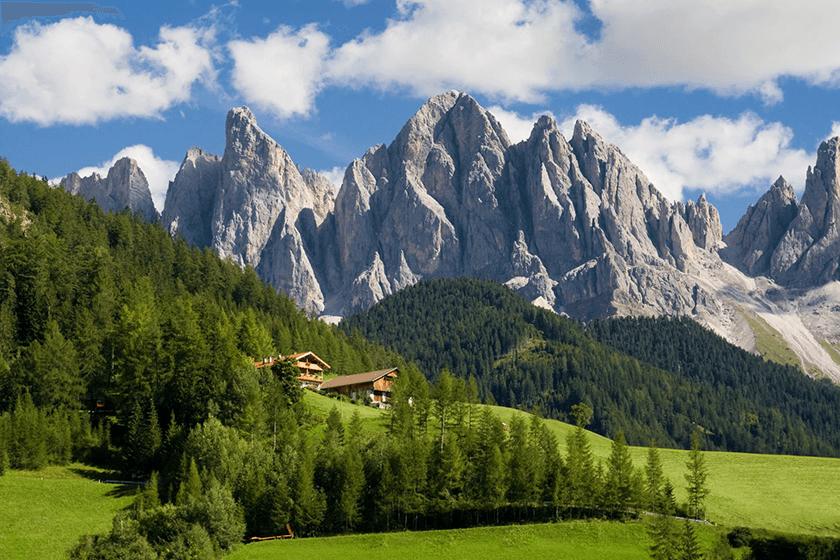 Dolomiten, South Tyrol, Italy