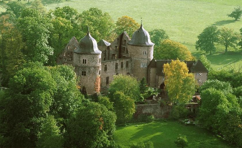 Dornröschenschloss-Sababurg-Germany