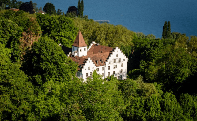 Schloss Wartegg, Switzerland I Historic Hotels of Europe