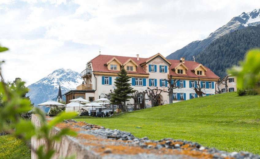 Hotel Meisser, Switzerland I Historic Hotels of Europe